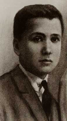 Josefmaria Escriva (1916)