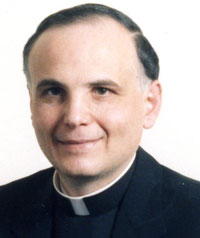 Mons. Alessandro D'Errico, Nunzio Apostolico in Bosnia ed Erzegovina