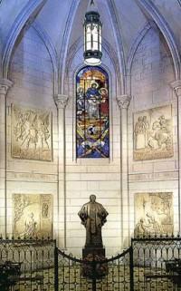 """""""Josemaría Escrivá de Balaguer intendeva la libertà come la strada migliore per servire Dio e con quella ottenne quanto si era ripromesso di realizzare"""" commenta Venancio Blanco, lo scultore della statua"""