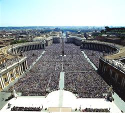 17-V-1992. Beatyfikacja Josemaríi Escrivy