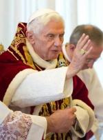 Papa Benedikt XVI objavio odstupanje od službe