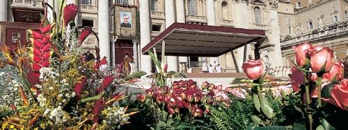 Plac św. Piotra, 6 października 2002 r.