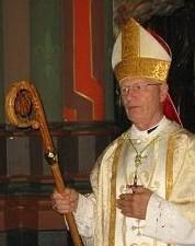 Hulpbisschop mgr. J.G.M. van Burgsteden sss