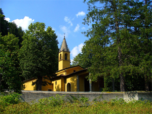 Svetište Campoč (Caglio)