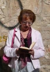 Czytając rozważania św. Josemarii do Stacji IX na jednej z jerozolimskich uliczek