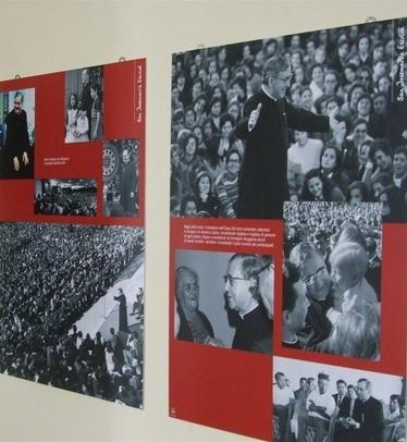 O expoziție despre viața Fondatorului Opus Dei la Sondrio, Italia