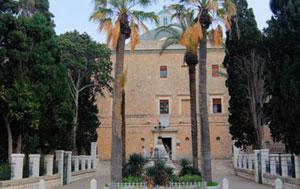 Im äußersten Norden des Karmelgebirges erhebt sich das heutige Kloster und das Heiligtum von Stella Maris. Foto: www.biblewalks.com