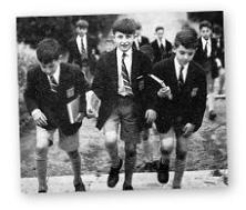 Die Schule Gaztelueta öffnete 1951 ihre Pforten