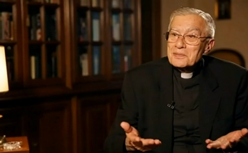 Msgr. José Luis Gutiérrez Gómez