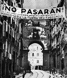 Madrid, 1937