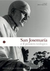 "Capa do livro ""San Josemaría e il pensiero teologico"""