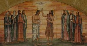 1 Lichtreiches Geheimnis Die Taufe Jesu Im Jordan Opus Dei