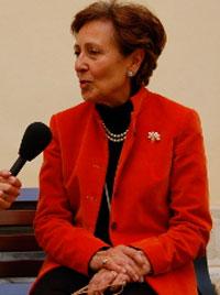 Marta Manzi arbeitet seit 1992 als Medienbeauftragte für das Opus Dei
