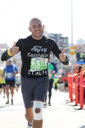 The 2011 New York marathon