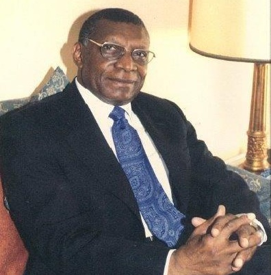 Martin es de Guinea, conoció a san Josemaría en los años 60