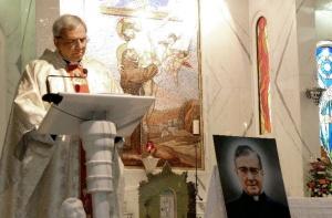خلال الإحتفال بعيد القديس خوسيماريا في دبي