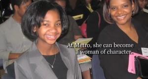 Metro bringt Frauen mit Persönlichkeit hervor