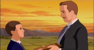 Un cartone animato sull infanzia di san josemaría opus dei
