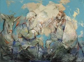 """Christmas, 2007"", Marieta Quesada"
