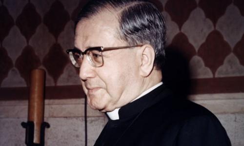 26. czerwca o godz. 12:00 św. Josemaría zmarł w swoim miejscu pracy.