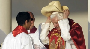 Welcome ceremony with young people address of His Holiness BENEDICT XVI