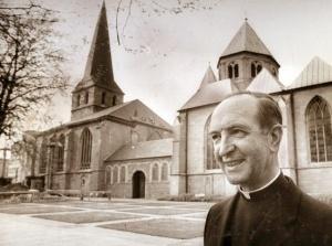 Bischof Stimpfle von Augsburg
