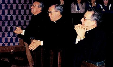 <b>Moramo biti kontemplativne duše</b> &#8211; rekao je sveti Josemaría godine 1973. &#8211; <b> i zato ne smijemo zapustiti razmatranje. Bez molitve i razmatranja, bez unutarnjeg života, samo bismo činilo zlo (&#8230;).