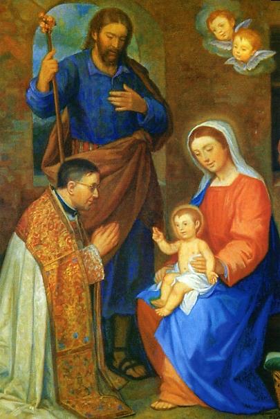Il y a deux caractéristiques dans la vie de saint Joseph qui attirent puissamment saint Josémaria: sa vie de contemplation et sa vie de travail