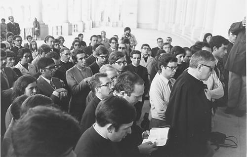 A 2 de novembro de 1972 S. Josemaria fez uma romaria a Fátima, Portugal