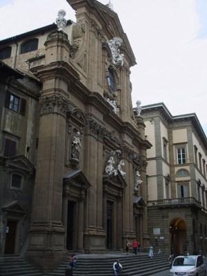 Chiesa dei Santi Michele e Gaetano, Firenze