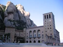 The shrine of Our Lady of Montserrat, Barcelona, Spain