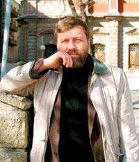 Aléxander Sokolóv, autor do ícone