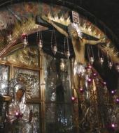 Stacja XII: Miejsce ukrzyżowania w Jerozolimie