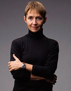 Die Schriftstellerin Susanna Tamaro