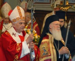 Ekumenski susret za jedinstvo kršćana, 25.siječanj, 2010., Rim