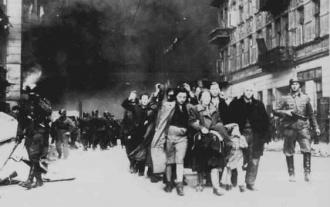 Warszawa w czasie wojny