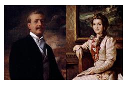 De ouders van Jozefmaria: José Escrivá en María Dolores Albás.