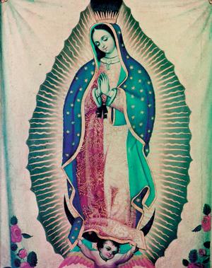 Najświętsza Maria Panna z Gaudelupe
