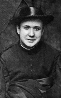 Jozefmaria als seminarist