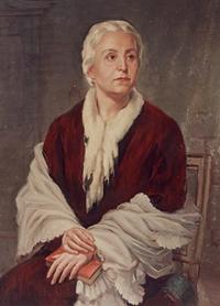 Ritratto della signora Dolores Albás