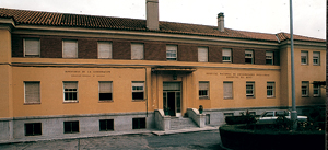 The King's Hospital, where St Josemaria ministered to the sick and dying