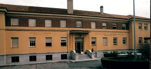 Édifice actuel de l'hôpital du Roi, là où saint Josémaria s'occupait de malades en phase terminale