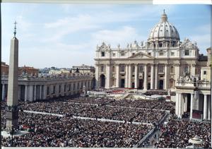 17 maggio 1992, beatificazione di Josemaría Escrivá e Giuseppina Bakhita