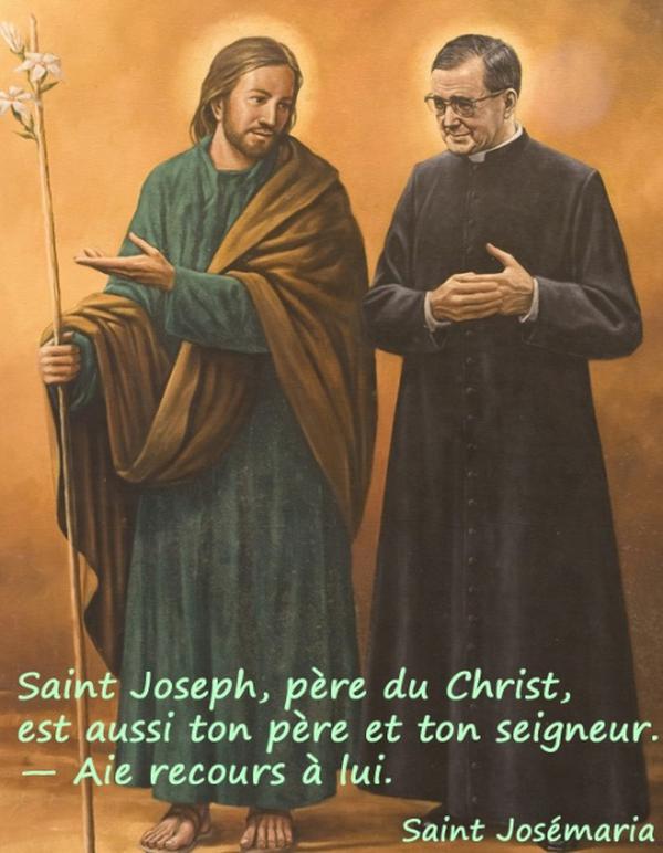 Allez trouver saint Joseph