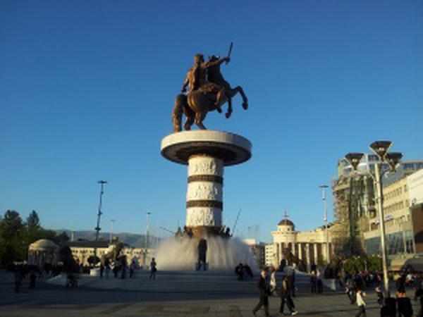 Misa de san Josemaría en Macedonia
