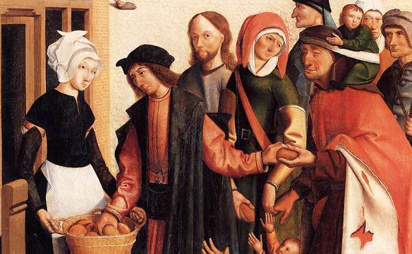 """Opus Dei - """"Pro mne jste udělali"""": skutky tělesného milosrdenství"""