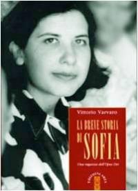 Portada del libro que recoge la correspondencia entre Sofia y sus padres.