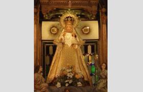 Pielgrzymka św. Josemarii do Sonsoles (2.05.1935)