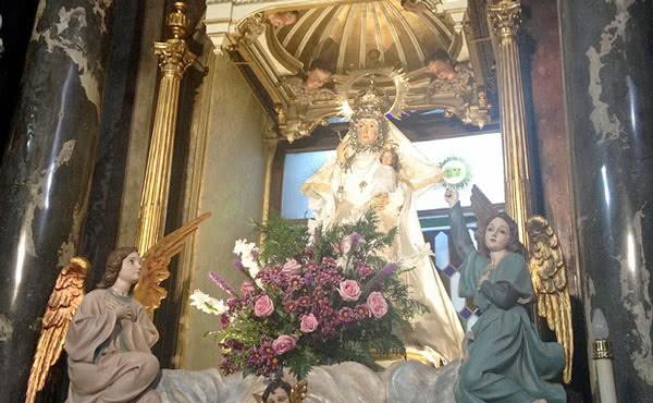 Opus Dei - Meibedevaart - Als een teken van liefde voor Maria