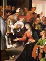 A purificação de Nossa Senhora
